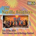 neville brothers live jazz fest 2010.jpg