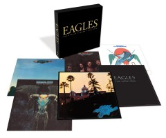 eagles studio albums.jpg