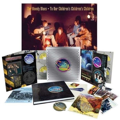 moody blues timeless flight box
