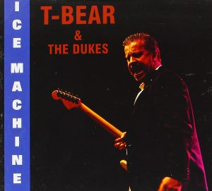 t-bear and the dukes ice machine