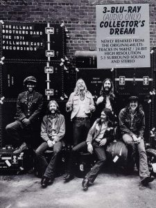 allman brothers 1971 fillmore east recordings blu-ray