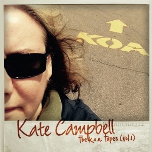kate campbell k.o.a. tapes