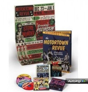 motortown revue collection box