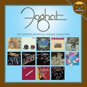 foghat complete bearsville albums
