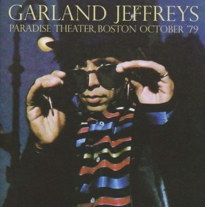 garland jeffreys paradise theater boston '79