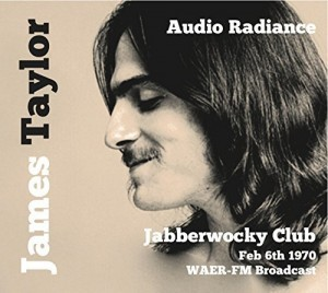 james taylor audio radiance
