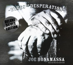 joe bonamassa blues of desperation deluxe silver edition