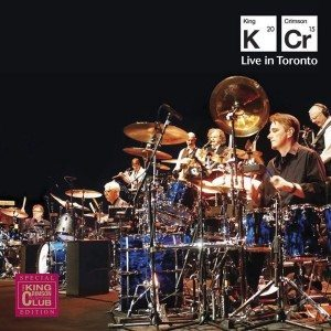 king crimson live in toronto