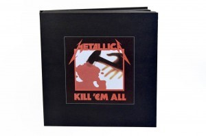 metallica kill 'em all box