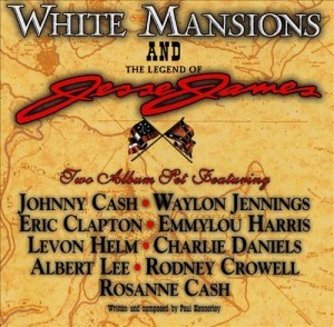 white mansions + legends of jesse james