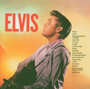 elvis presley 2nd album