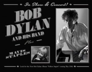 bob dylan summer tour 2016