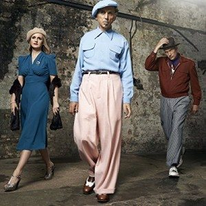 dexys let the record show