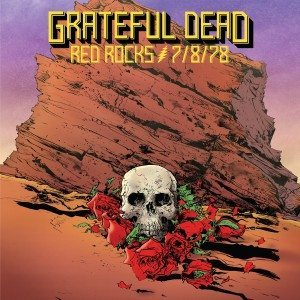 grateful dead red rocks 7-8-78