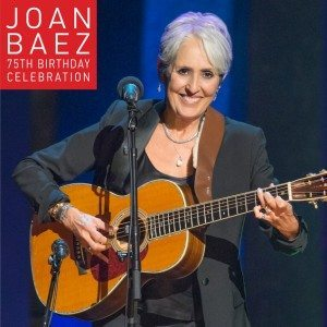 joan baez 75th celebration