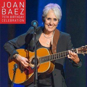 joan baez 75th celebration