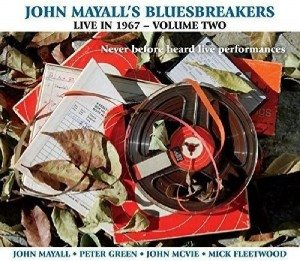 john mayall live in 1967 volume two
