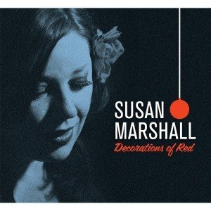 Natale In Ritardo E Fuori Stagione, Ma Questa E' Brava! Susan Marshall - Decorations Of Red