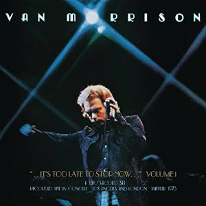 van morrison it's too late 2 cd