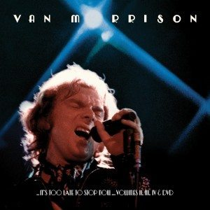 van morrison it's too late 3cd+dvd