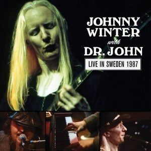 Johnny Winter Dr. John Live in Sweden