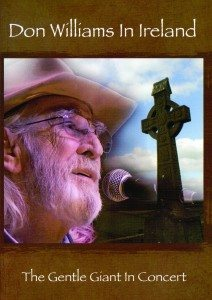 don williams in ireland dvd