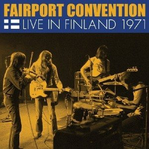 fairport convention live in finland 1971