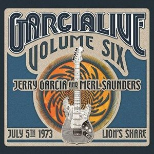 jerry garcia garcialive volume six