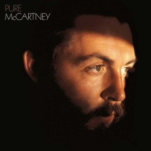 paul mccartney pure mccartney cover