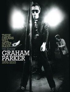 Graham parker these dreams box cover