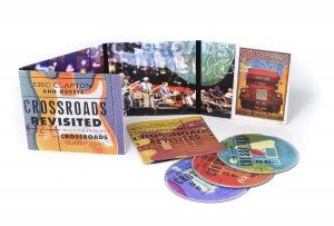 eric clapton crossroads revisited box