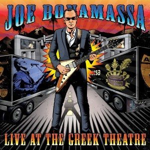 joe bonmassa live at the greek theatre 2 cd