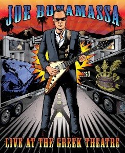 joe bonmassa live at the greek theatre 2 dvd