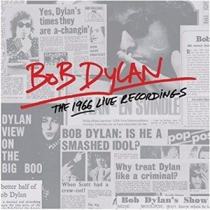 "A Novembre Esce Anche Un ""Mini"" Album Dal Vivo Di Bob Dylan: The 1966 Live Recordings, Box Set Da 36CD!"