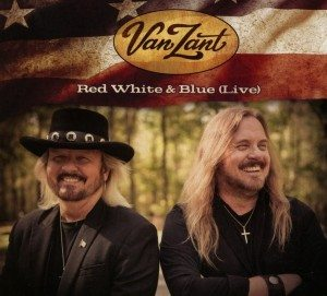 van zant red white and blue live