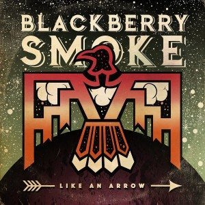 blackberry smoke like an arrow