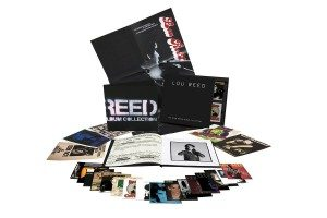 lou reed the rca arista album collection box