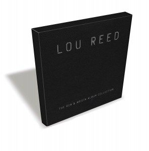 lou reed the rca arista album collection standing