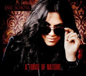 Segnarsi Il Nome, Ne Vale La Pena! Sari Schorr - A Force Of Nature