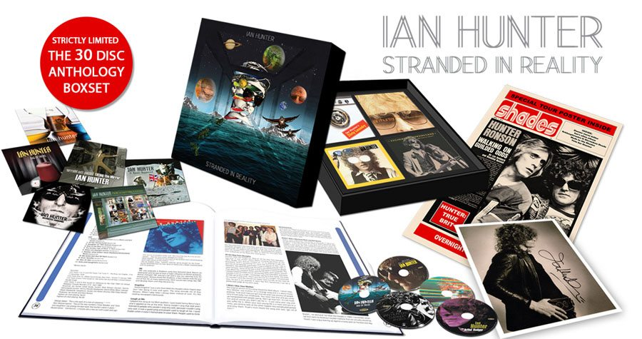 ian hunter stranded in reality