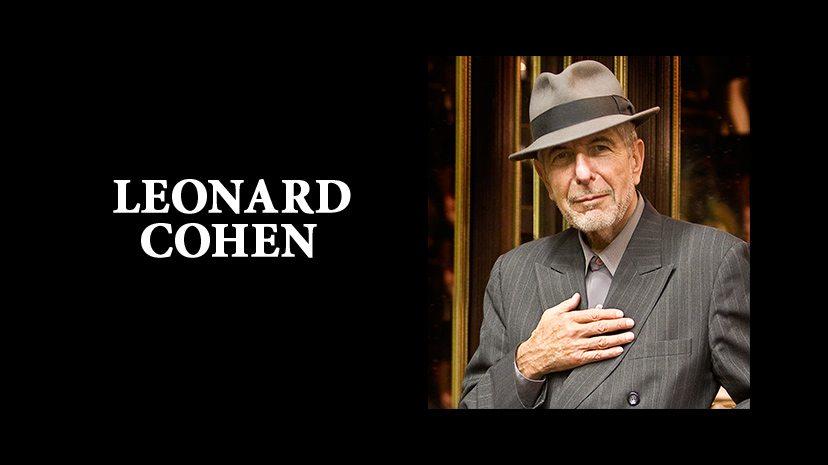 leonard cohen death