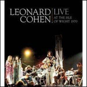 leonard cohen live ath isle of wight