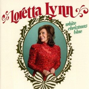 loretta lynn white christma blue