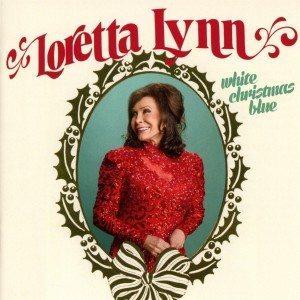 loretta lynn white christma blue