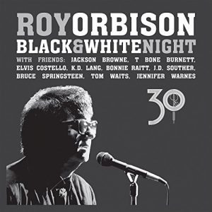 roy orbison black and white night