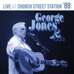 george jones live at church street station '88