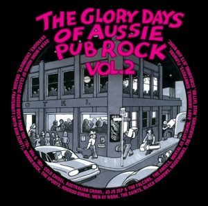 glory days of aussie pub rock vol.2