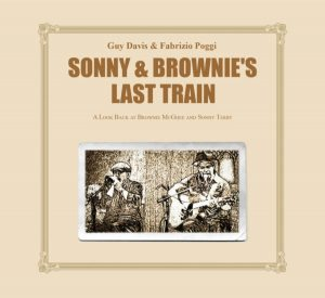 guy davis poggi Sonny & Brownie's last train""