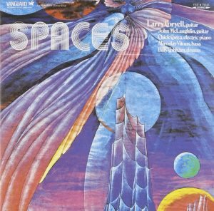 larry coryell spaces cd