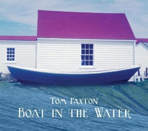 tom paxton boat in the water